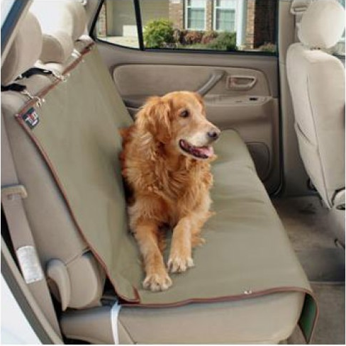 the economic and reusable car pet seat cover for cat dog easy clean