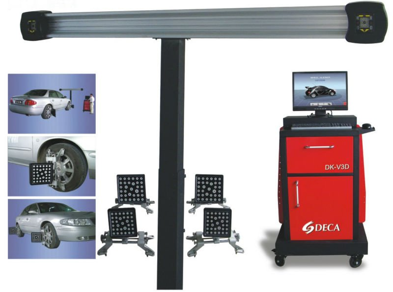 Visualizer 3D Imaging System /wheel alignment software