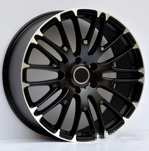 Automotive spare parts 17inch rims wheels for sale