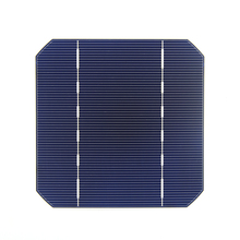 125MM 0.5v Flexible Solar Monocrystalline Cell Portable 5x5 Grade A For DIY Photovoltaic Solar Panel