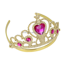 Princess Tiaras With Heart Stones