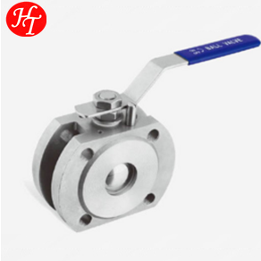 1/2''-4'' Handle ultra-thin Ball Valve (DIN) hot sale