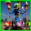 chinese theme park equipment outdoor electric games ride kids game rides happy jellyfish