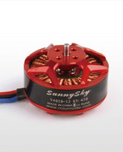 V4010 KV450 Sunnysky small brushless outrunner dc motor quadcopter