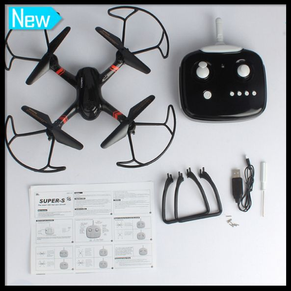 China Cheap Remote Control Quadcopter Model Flying Toys
