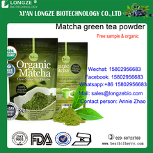 High Quality Organic Matcha Powder Supplier Natural Matcha Green Powder For Beverage