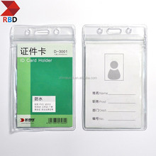 Office Supplies RBD stationery vertical badge id card holder