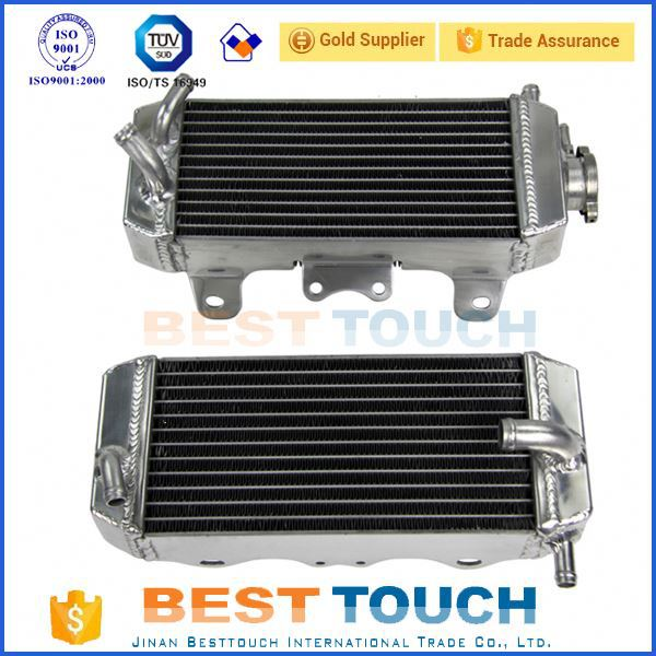 250 XC-F/XCF-W/SX-F 08 09 motorcycle water radiator for KTM