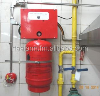 KITCHEN SUPPRESSION FIRE EXTINGUISHER