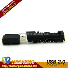 Trade Assurance USB Factory Train Shape Truck Pendrive USB Lipstick 64GB Customized