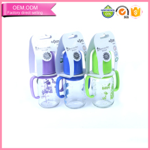 Custom Baby Feeding Nursing Glass Bottle with High Quality