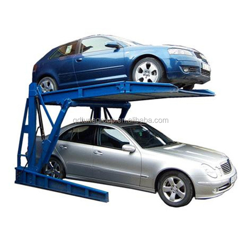 High quality vertical lifting smart car parking system for sale
