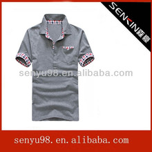 European size polo shirt with OEM in china