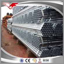 BS1387 class B galvanized steel pipe