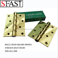 BALLL HEAD SQUARE HINGES WITH 4BB SAUDI MARKET