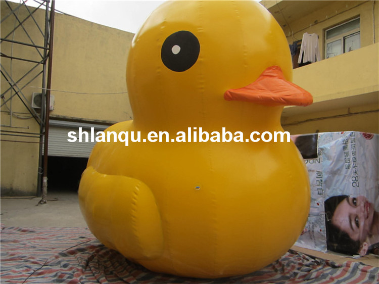 2014 Giant Inflatable Promotion Duck Model for Sale
