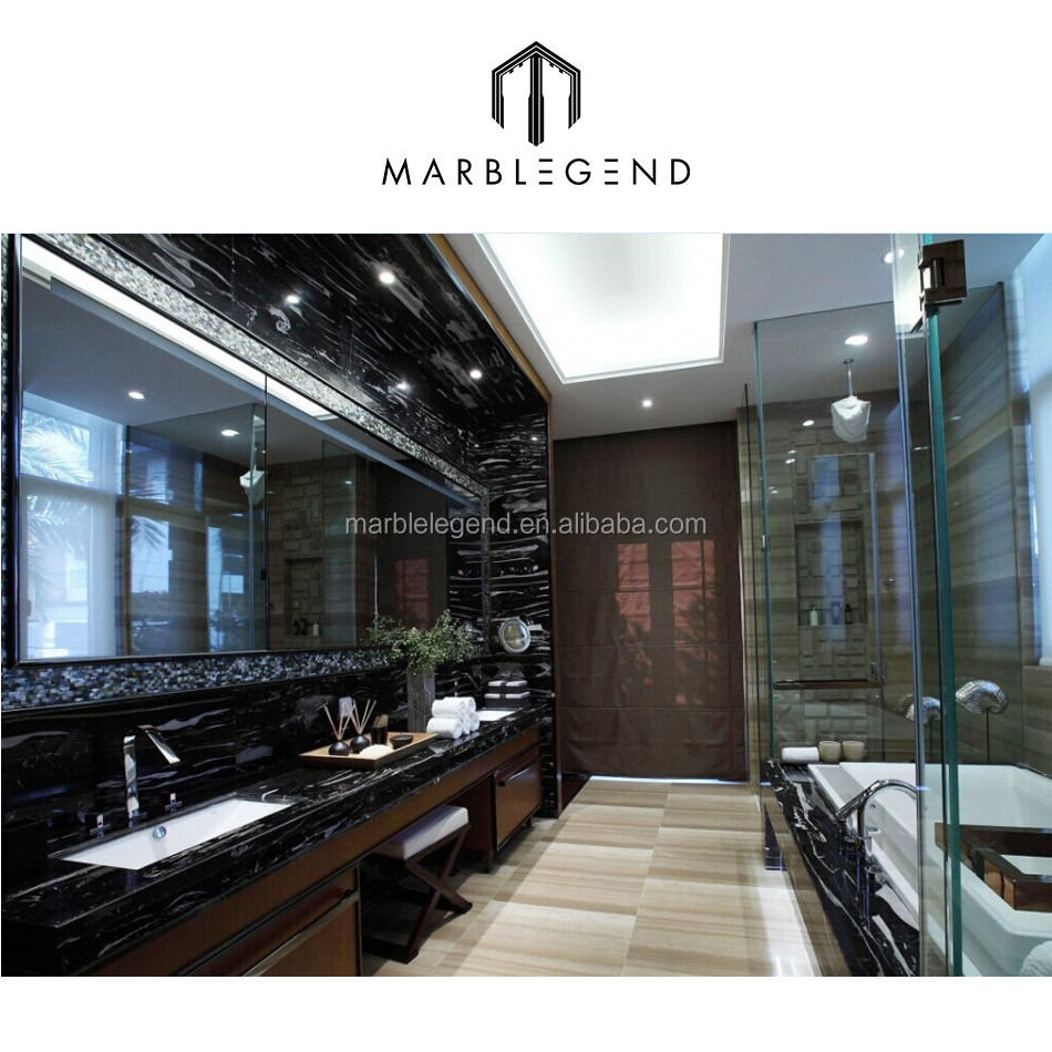 China Elegant Stone Solid Surface Marble Lowes Bathroom Countertops