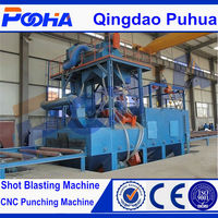 CE Quality Engineer design customizing automatic shot blasting machine/water sandblasting equipment