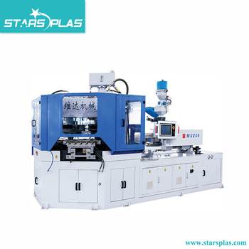 New arrival pet single stage stretch Injection blow moulding machine