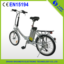 China competitive price 20 inch road electric bicycle