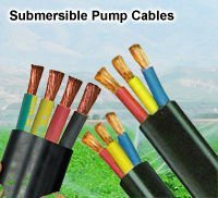 cables for submersible pumps