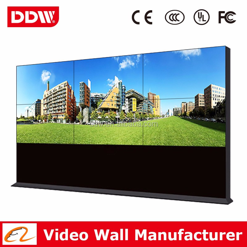"Factory direct wholesale 47"" LG thin bezel 1080P tv video wall for advertising display DDW-LW4702"