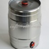 R Amp L Stainless Mini Keg
