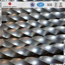 China Wholesale Market GB Q195 flat bar price philippines hot dipped galvanized serrated flat bar/steel flat bar/twisted square