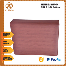 BWA-40 Customized strong post binder cardboard A4 file folder/with caculator/Stone Pattern PU leather