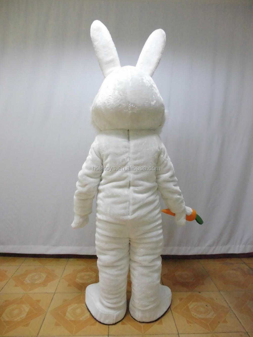 bunny costume/rabbit costume/Easter bunny mascot costume