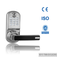 LS8015 Password TM card Keypad Code Electronic Door Lock