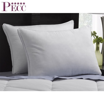 Customized 5 Star Hotel Best Down Goose King Feather Pillow