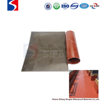 polyurethane waterproof coating for tiles