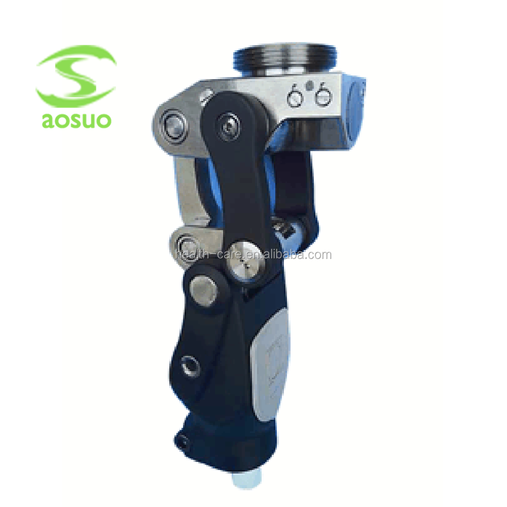 chinese supplies seven axis hydraulic pressure knee joint