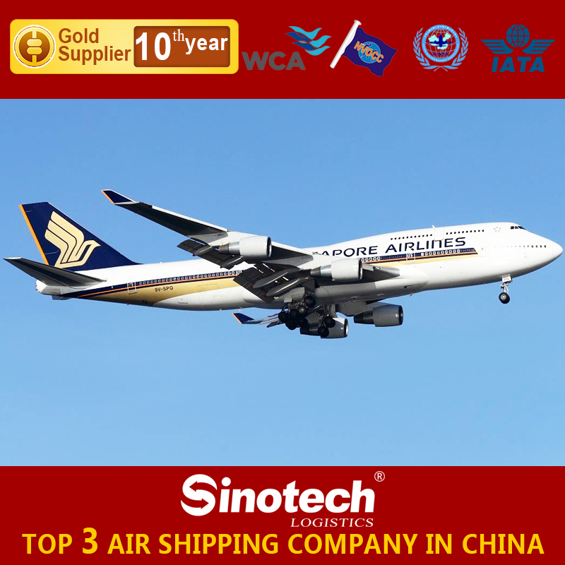 Best service and cheap air freight from China to Worldwide