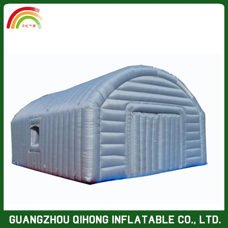 QiHong The Best Selling 3M Inflatable Enclosed Pod for Small Event, inflatable clamshell