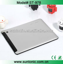 "9.7"" 3g mid pc with 1+16G and 10 point capacitive touch screen"