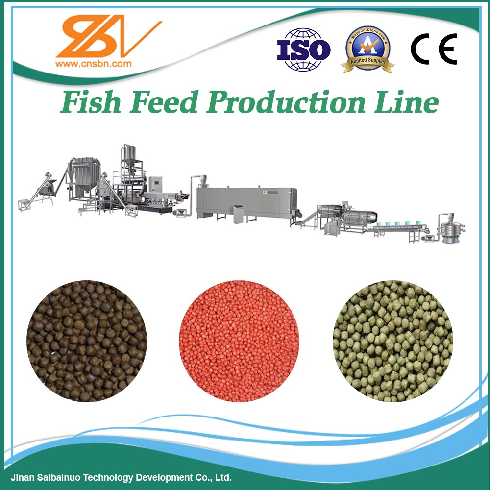 2016 Hot Sale Products Floating fish food Equipment