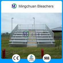 MC-8F Eco-Friendly Low Cost Outdoor Stadium Metal Bleacher Seating