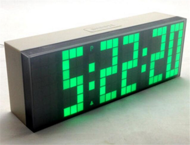 Good Quality Cheap Price Alarm Clock Injection Digital LED Clock Alarm Clock