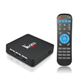 best selling products KM8 Pro android smart tv box 4K video player download android tv box 4k english blue movie video ott box