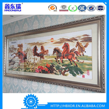 aluminum picture photo frame with different sizes