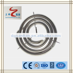 santian heating element Hot sale whirlpool coil tubular heater baseboard heating element Electric heating product