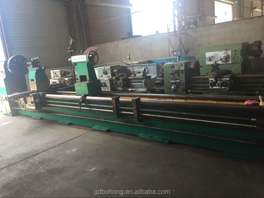 400mm bed width Victor CA6140 lathe machine with 7.5kw (10PH) main motor