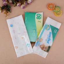 wholesale refreshing cool cotton towels&wet wipes&tissue paper individual single bag for restaurant & hotel use