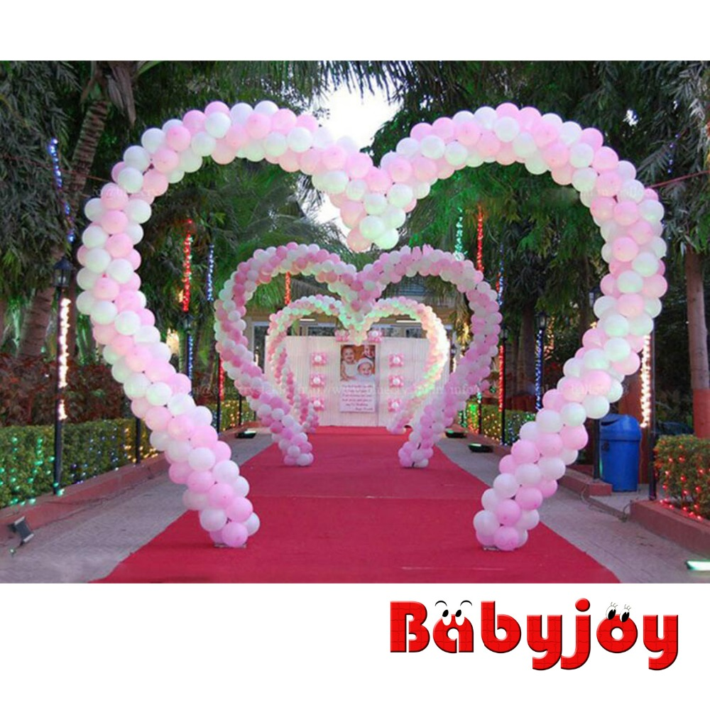 #balloon accessories# 240cm high water base balloon arch