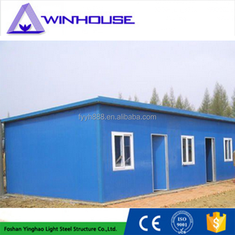 Modern prefab duplex house prefabricated homes india prefab light weight house