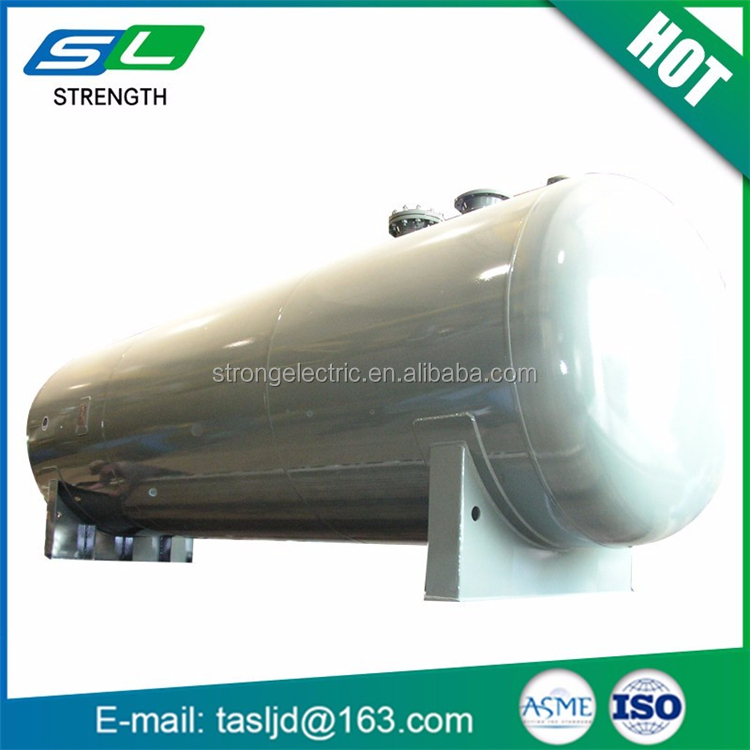 Price favorable ASME lpg gas tank tank from china manufacturer