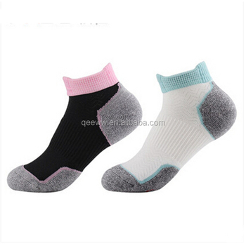wholesale outdoor running sports men cotton ship socks