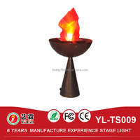 Foshan Yilin 25W Hallowmas and Christmas fake fire indoor diwali hatri